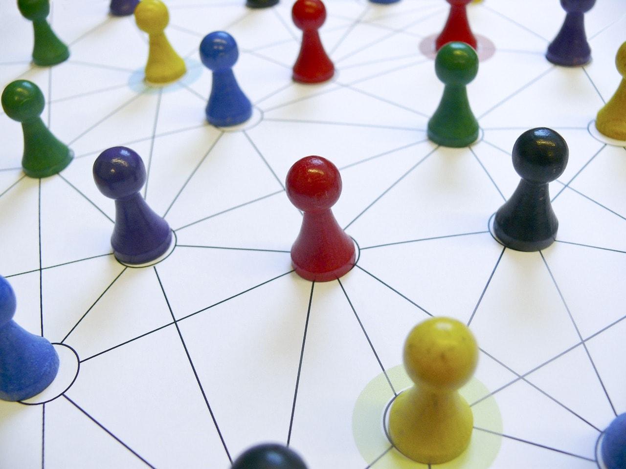 So geht netzwerken: Netzwerk aufbauen und Kontakte Pflegen