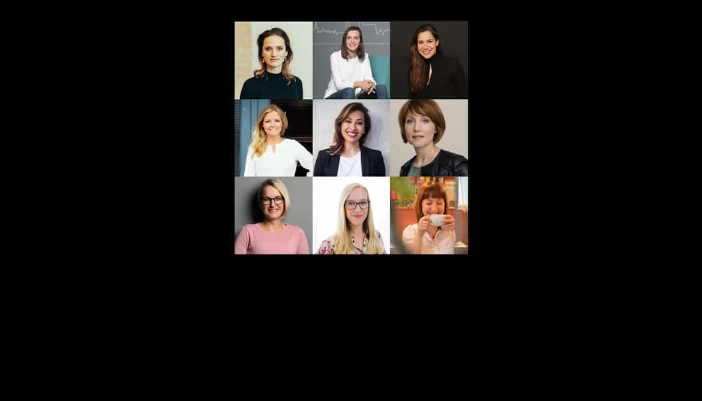 Talente Podcast zu Führung: Frauen in Führungspositionen