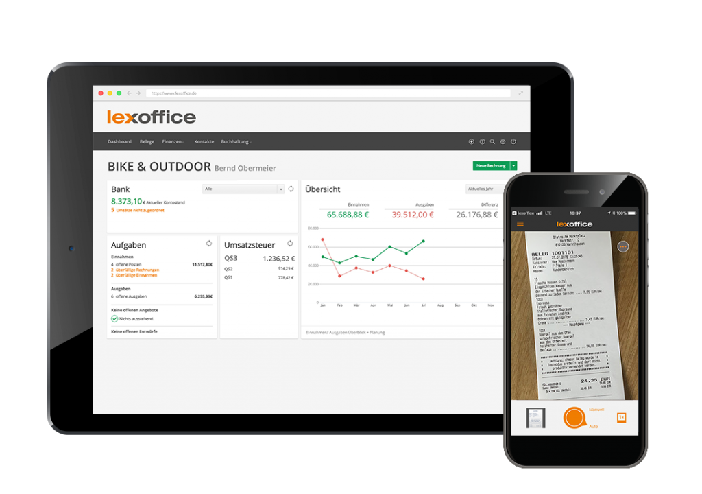 Lexoffice - Startup Tools LEXROCKET Machen! Magazin