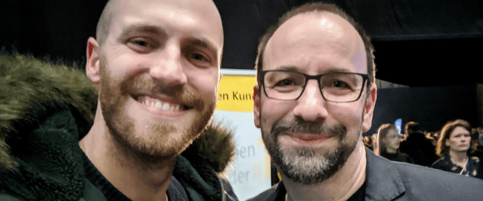Hinter den Kulissen von Dirk Kreuter mit Carsten Drüber