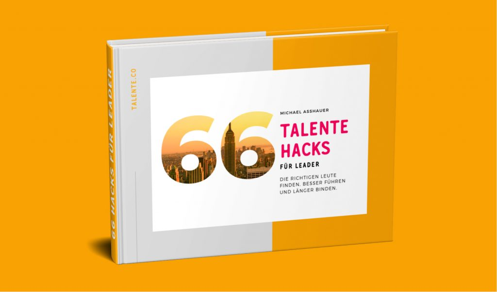 Recruiting Trends 2021: 66 Ideen und Tricks im E-Book von Michael Asshauer