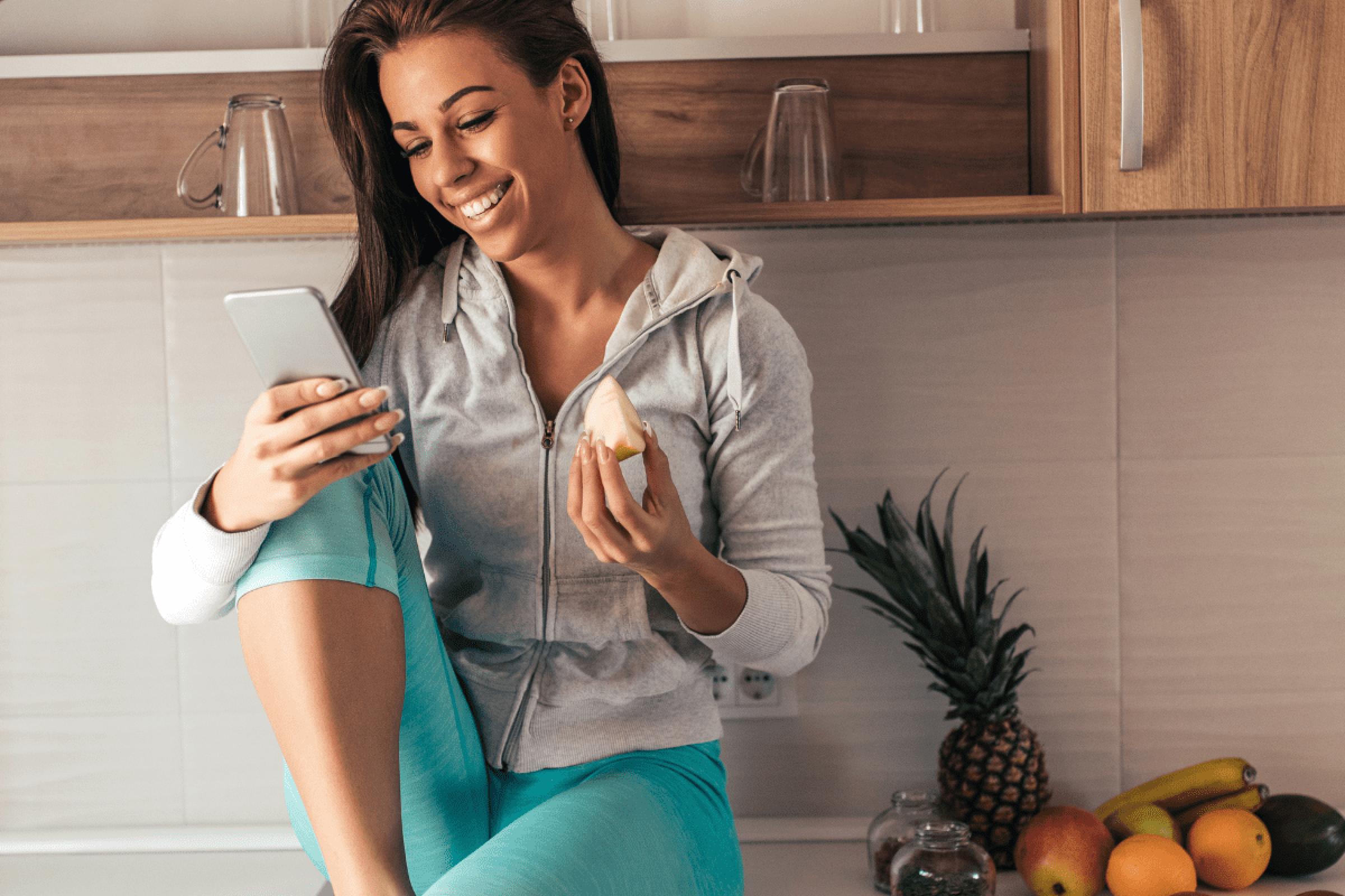 Leistungsfähigkeit steigern durch die richtige Ernährung
