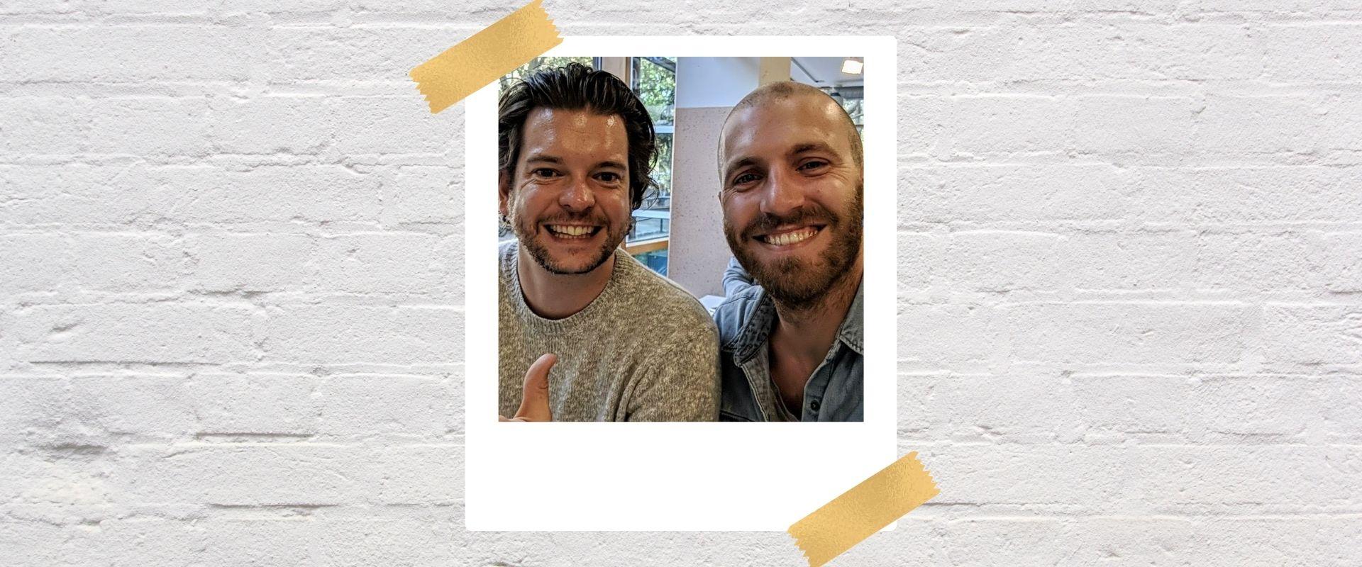 Hauke Windmüller von Startup Skills im Interview im Talente Podcast mit Michael Asshauer