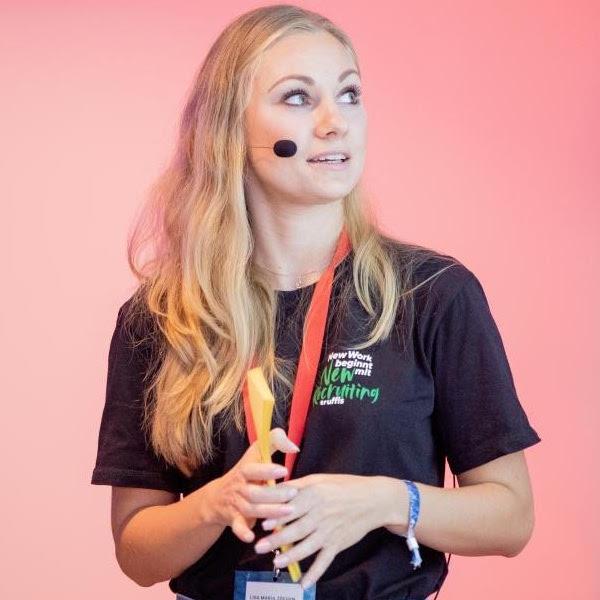 Lisa Maria Zöfgen verrät ihre Recruiting Trends 2021 im Talente Podcast