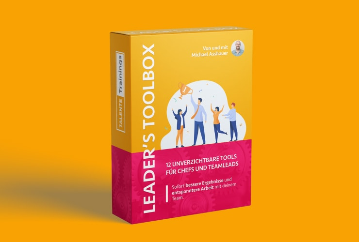 12 genial-simple Tipps für Führungskräfte und Tipps für junge, angehende Führungskräfte in der Leader's Toolbox.