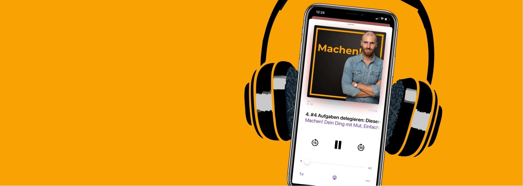 Machen! Podcast für Unternehmer, Gründer zu Recruiting, Führung, Management, Produktivität, Marketing von Michael Asshauer – früher TALENTE Podcast