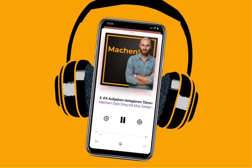 Machen! Podcast von Michael Asshauer - früher TALENTE Podcast